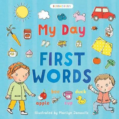 My Day: First Words (BOK)