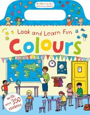 Look and Learn Fun Colours (BOK)
