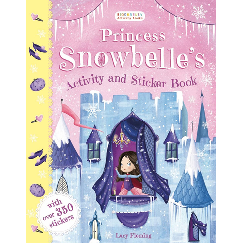 Princess Snowbelle's Activity and Sticker Book (BOK)