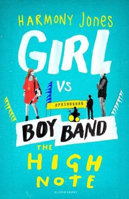 High Note (Girl vs Boy Band 2) (BOK)