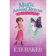 Produktbilde for Magic Animal Rescue 1: Maggie and the Flying Horse (BOK)