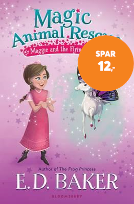 Magic Animal Rescue 1: Maggie and the Flying Horse (BOK)