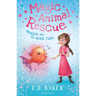 Produktbilde for Magic Animal Rescue 2: Maggie and the Wish Fish (BOK)