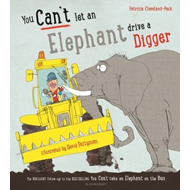 Produktbilde for You Can't Let an Elephant Drive a Digger (BOK)