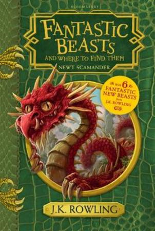 Fantastic Beasts and Where to Find Them (BOK)