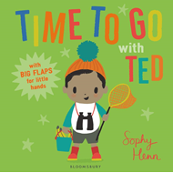 Time to Go with Ted (BOK)