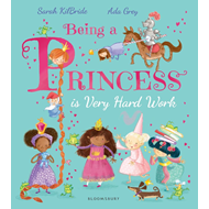 Produktbilde for Being a Princess is Very Hard Work (BOK)