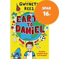 Produktbilde for Earth to Daniel (BOK)