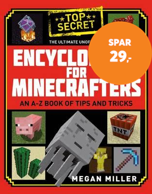 The Ultimate Unofficial Encyclopedia for Minecrafters (BOK)