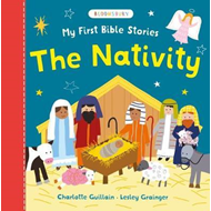 My First Bible Stories: The Nativity (BOK)