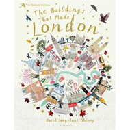 National Archives: The Buildings That Made London (BOK)