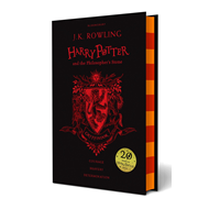 Harry Potter and the Philosopher's Stone - Gryffindor Editio (BOK)