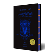 Produktbilde for Harry Potter and the Philosopher's Stone - Ravenclaw Edition (BOK)