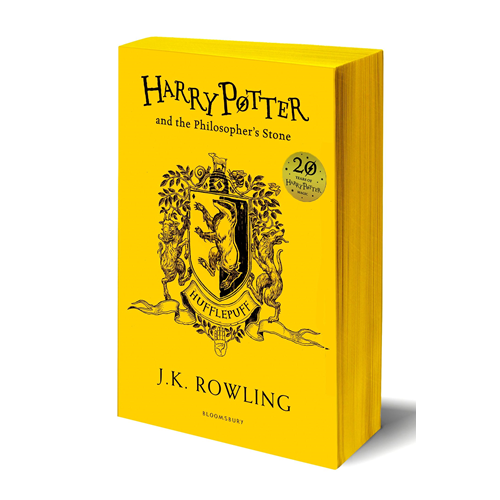 Harry Potter and the Philosopher's Stone - Hufflepuff Editio (BOK)