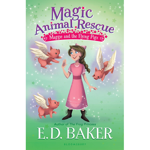 Magic Animal Rescue 4: Maggie and the Flying Pigs (BOK)