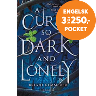 Produktbilde for A Curse So Dark and Lonely (BOK)