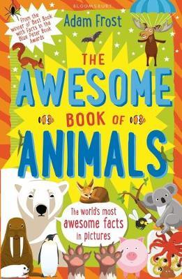 Awesome Book of Animals (BOK)