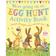We're Going on an Egg Hunt Activity Book (BOK)
