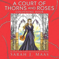 Court of Thorns and Roses Colouring Book (BOK)