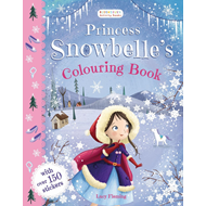 Princess Snowbelle's Colouring Book (BOK)
