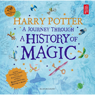 Harry Potter - A Journey Through A History of Magic (BOK)