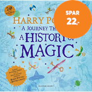 Produktbilde for Harry Potter - A Journey Through A History of Magic (BOK)