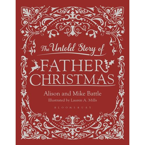 Untold Story of Father Christmas (BOK)
