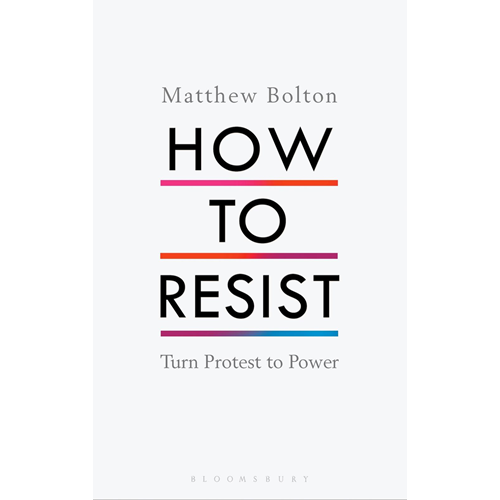 How to Resist (BOK)