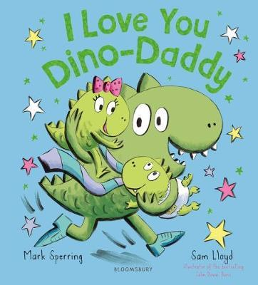 I Love You Dino-Daddy (BOK)