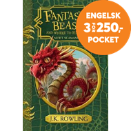 Produktbilde for Fantastic Beasts and Where to Find Them (BOK)