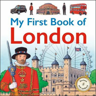 My First Book of London (BOK)