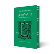 Harry Potter and the Chamber of Secrets - Slytherin Edition (BOK)