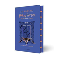 Harry Potter and the Chamber of Secrets - Ravenclaw Edition (BOK)