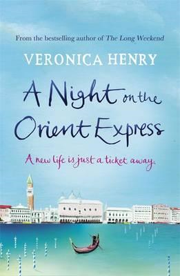 A Night on the Orient Express (BOK)