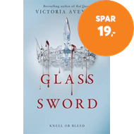 Produktbilde for Glass Sword - Red Queen Book 2 (BOK)