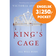 Produktbilde for King's Cage - Red Queen Book 3 (BOK)