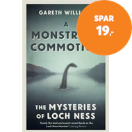 Produktbilde for A Monstrous Commotion - The Mysteries of Loch Ness (BOK)
