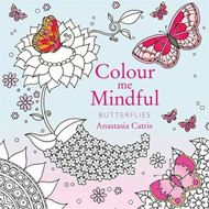 Colour Me Mindful: Butterflies (BOK)