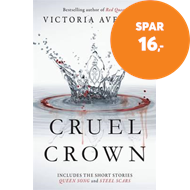 Produktbilde for Cruel Crown - Two Red Queen Short Stories (BOK)