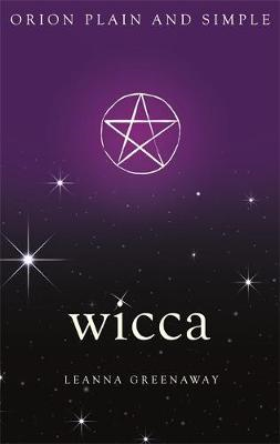 Wicca, Orion Plain and Simple (BOK)