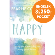 Produktbilde for Happy - Finding joy in every day and letting go of perfect (BOK)