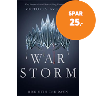 Produktbilde for War Storm (BOK)