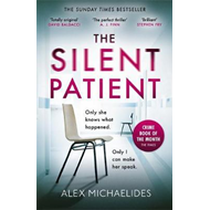 Produktbilde for Silent Patient (BOK)