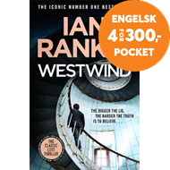 Produktbilde for Westwind - The classic lost thriller (BOK)