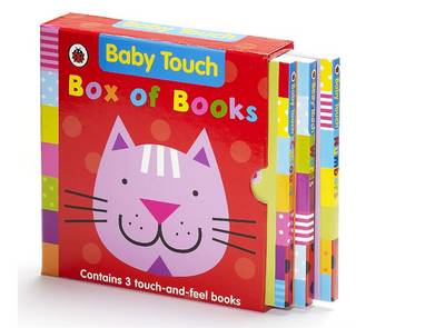 Baby Touch: Box of Books (BOK)