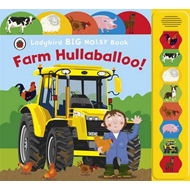 Farm Hullaballoo! Ladybird Big Noisy Book (BOK)