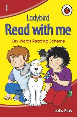 Read With Me Let's Play (BOK)