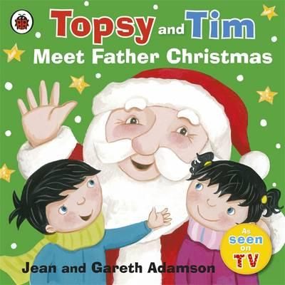 Topsy and Tim: Meet Father Christmas (BOK)