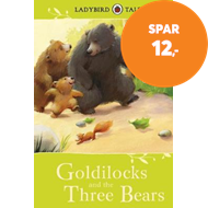 Produktbilde for Ladybird Tales: Goldilocks and the Three Bears (BOK)