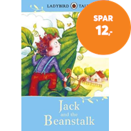 Produktbilde for Ladybird Tales: Jack and the Beanstalk (BOK)